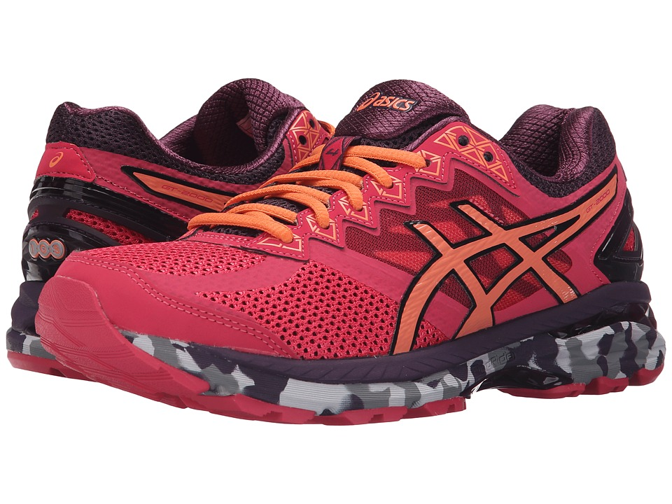 ASICS - GT-2000 4 Trail (Azalea/Melon/Perfect Plum) Women's Running Shoes