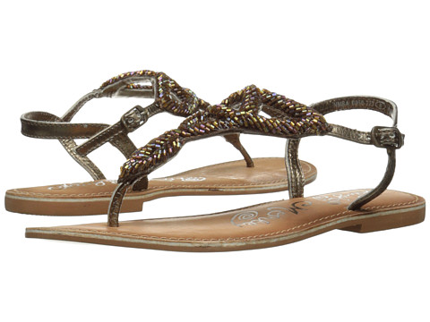 Naughty Monkey - Sheen Queen (Bronze) Women's Sandals