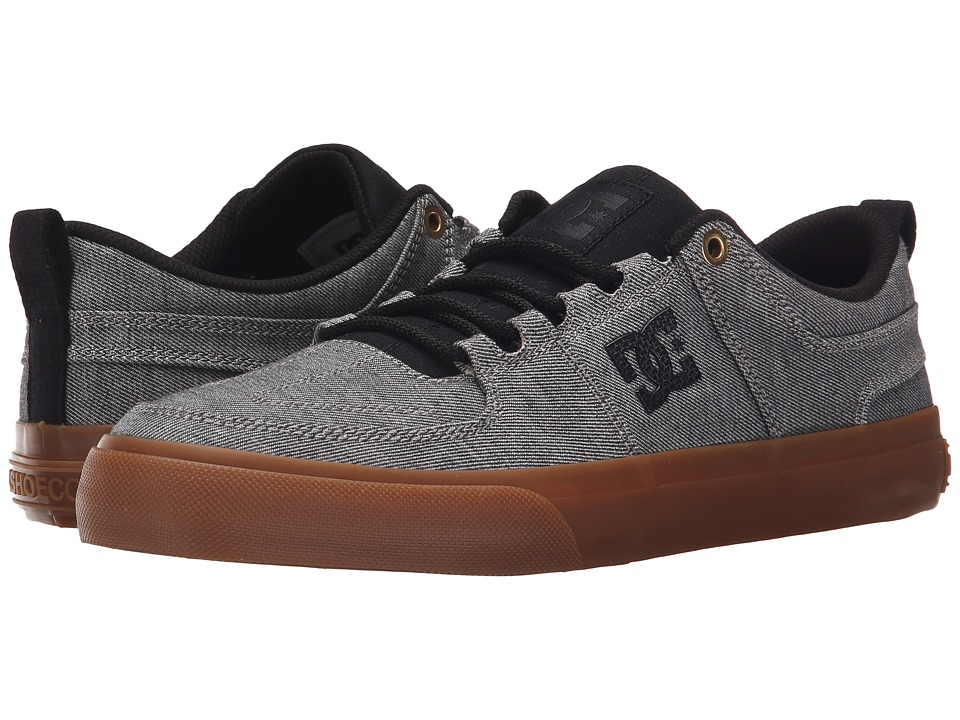 DC - Lynx Vulc TX SE (Granite) Skate Shoes