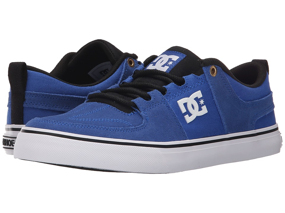 DC - Lynx Vulc (Blue) Skate Shoes