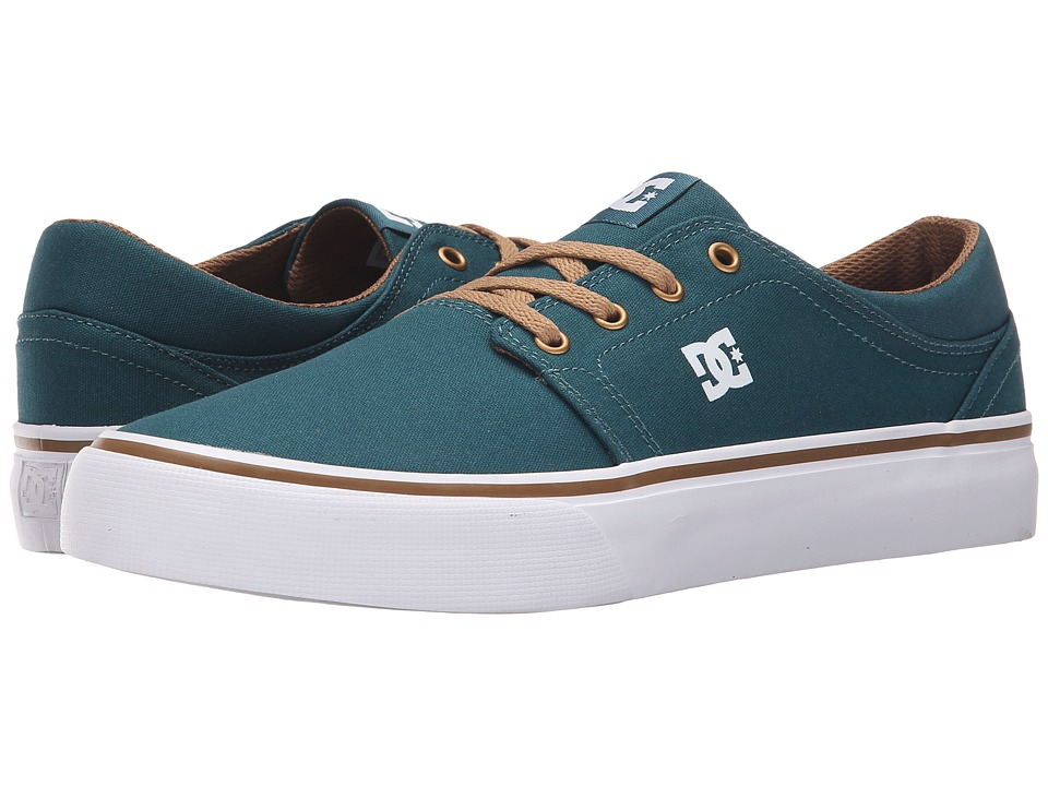 DC - Trase TX (Teal) Skate Shoes