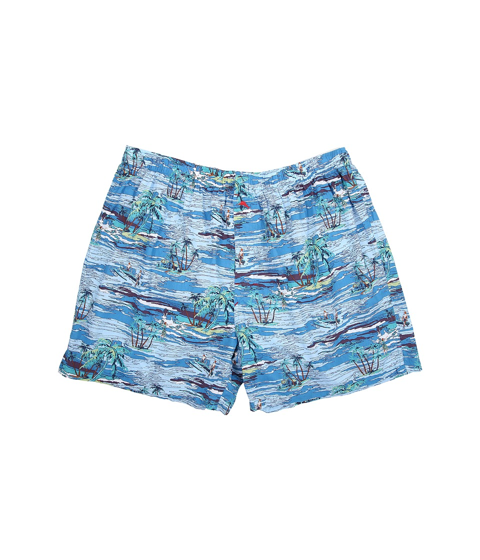 Tommy Bahama - Big Tall Island Time Woven Boxers (Multi Combo) Men's Underwear