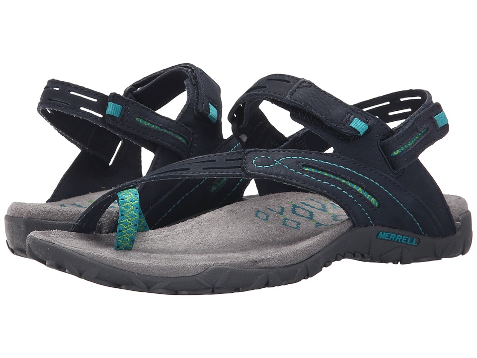 Merrell - Terran Convertible II (Navy) Women's Shoes