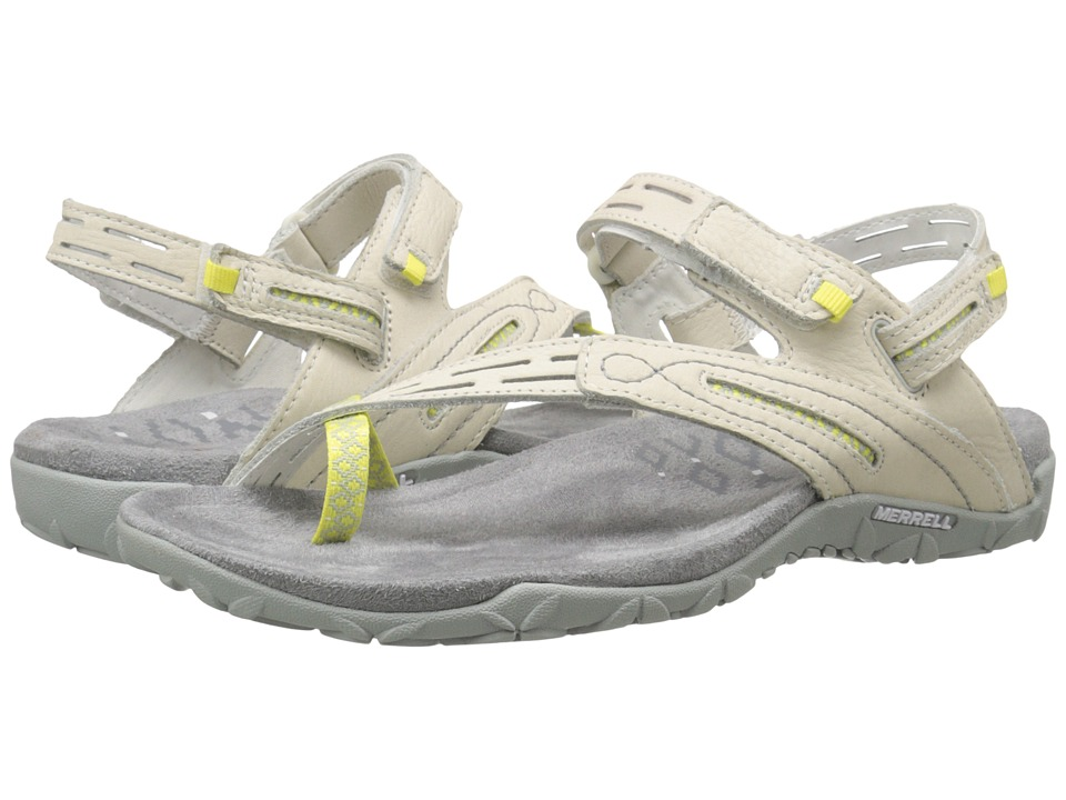 Merrell - Terran Convertible II (White) Women's Shoes