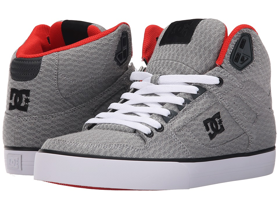 DC Spartan High WC TX SE (Grey/Red) Men