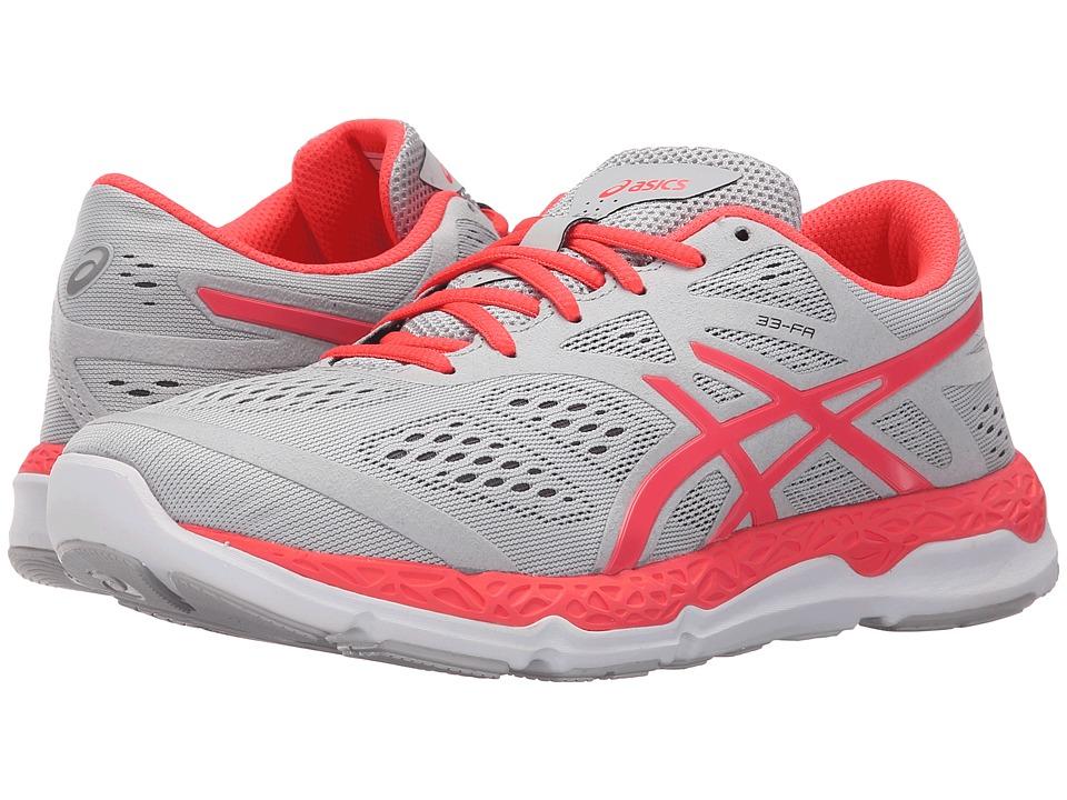 ASICS - 33-FA (Vapor/Diva Pink/Melon) Women's Running Shoes