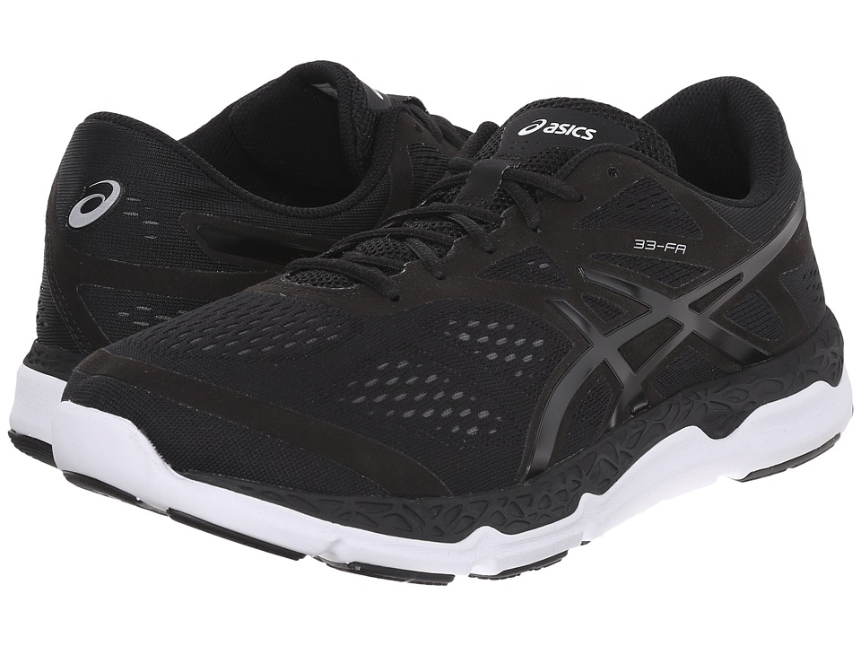 ASICS - 33-FA (Black/Onyx/White) Men's Running Shoes