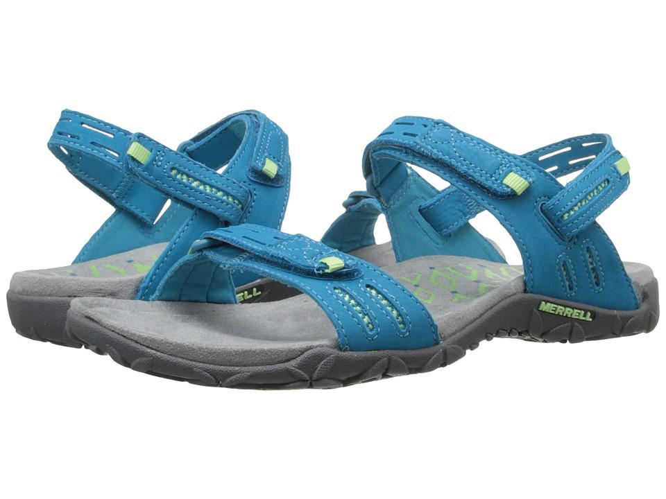 Merrell - Terran Strap II (Teal) Women's Shoes