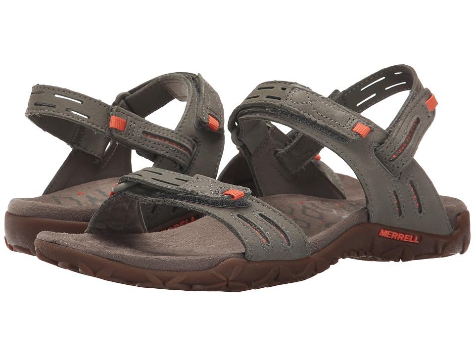 Merrell - Terran Strap II (Putty) Women's Shoes