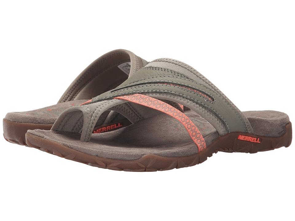 Merrell - Terran Post II (Putty) Women's Shoes