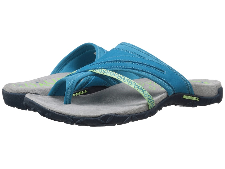 Merrell - Terran Post II (Teal) Women's Shoes