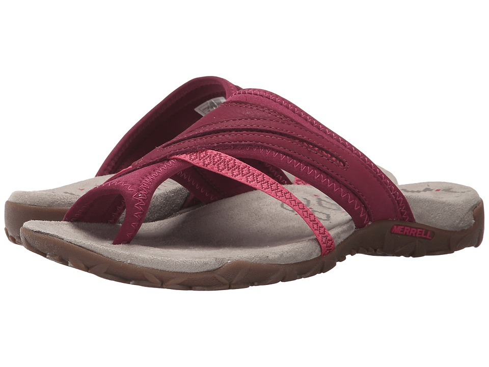 Merrell - Terran Post II (Fuchsia) Women's Shoes