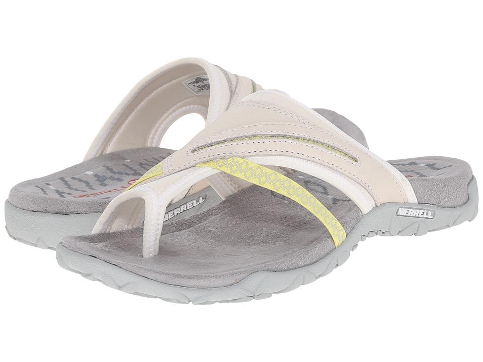 Merrell - Terran Post II (White) Women's Shoes