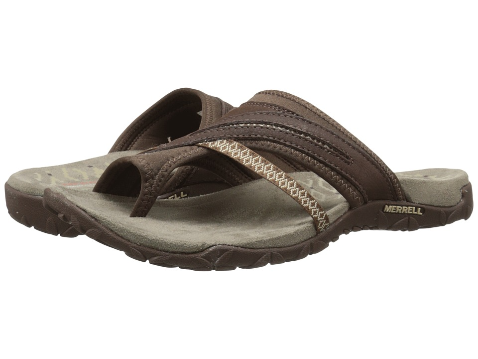 Merrell - Terran Post II (Dark Earth) Women's Shoes