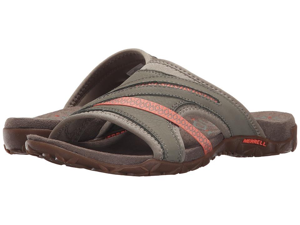 Merrell - Terran Slide II (Putty) Women's Shoes