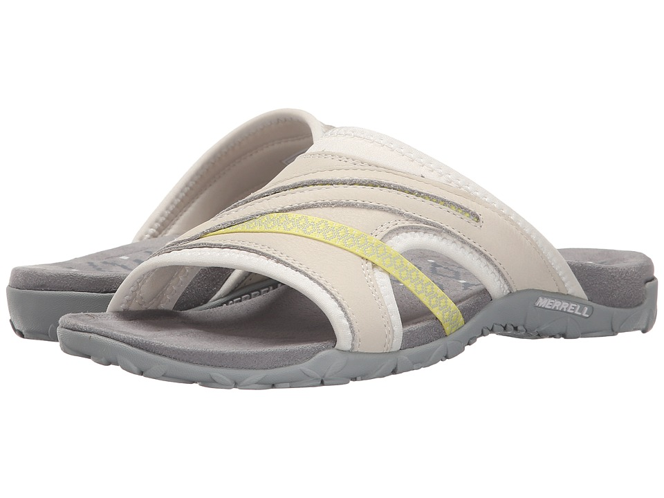 Merrell - Terran Slide II (White) Women's Shoes