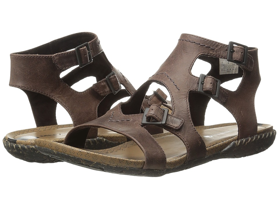 Merrell - Whisper Buckle (Brown) Women's Shoes