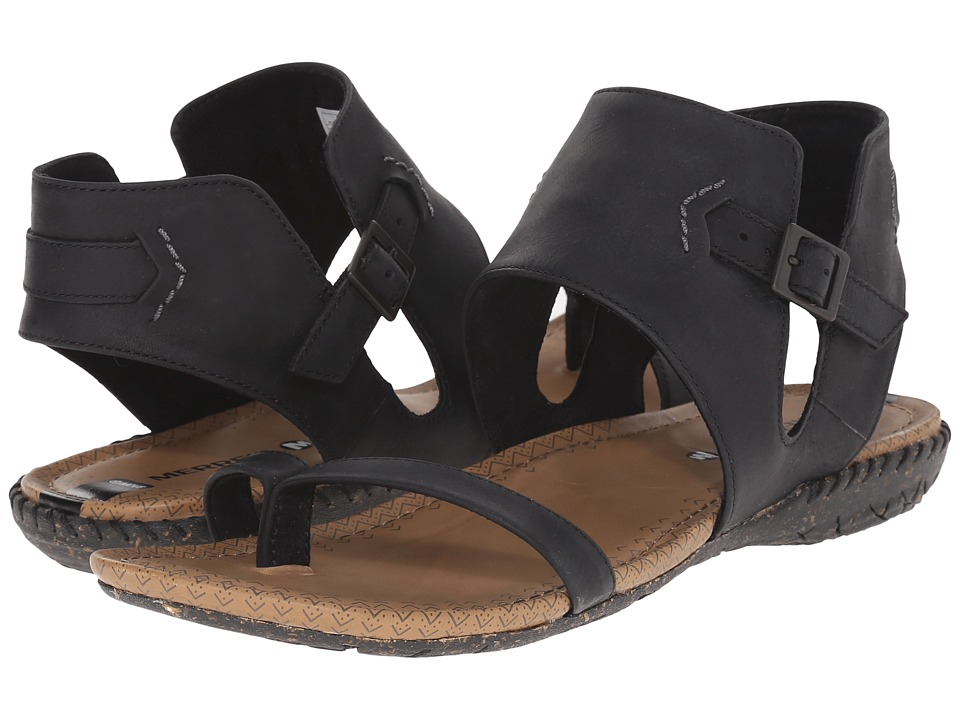 Merrell - Whisper Post (Black) Women's Shoes