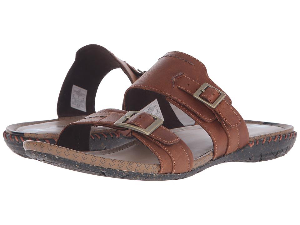 Merrell - Whisper Slide (Tan) Women's Shoes