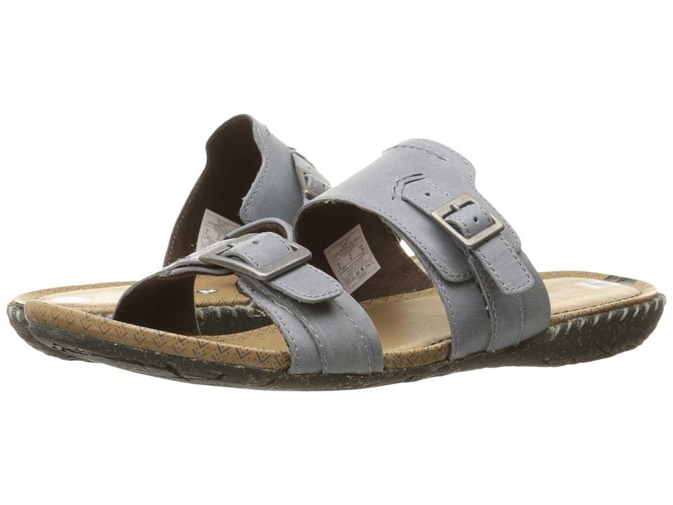 Merrell - Whisper Slide (Dusty Blue) Women's Shoes