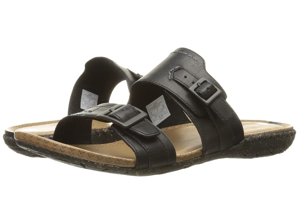 Merrell - Whisper Slide (Black) Women's Shoes