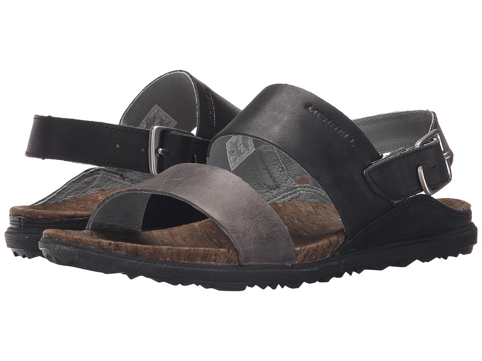Merrell - Around Town Backstrap (Black) Women