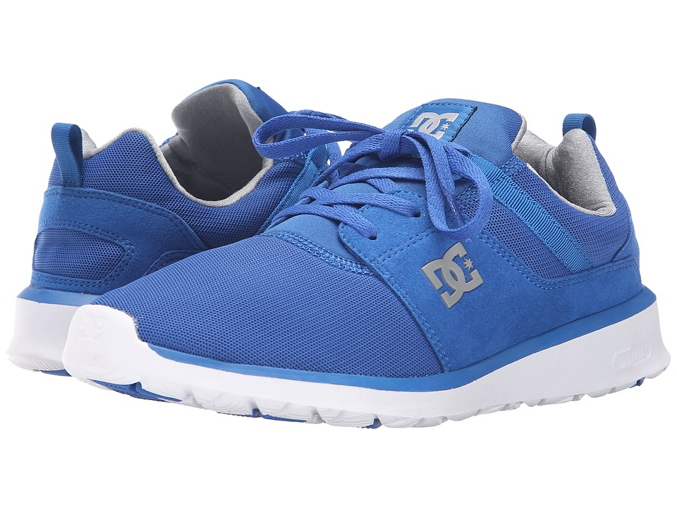 DC - Heathrow (Blue/Grey) Skate Shoes