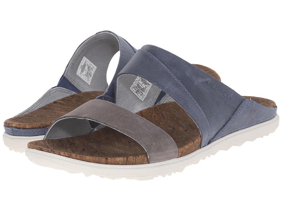 Merrell - Around Town Slide (Blue) Women