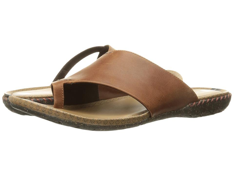 Merrell - Whisper Wrap (Tan) Women's Shoes