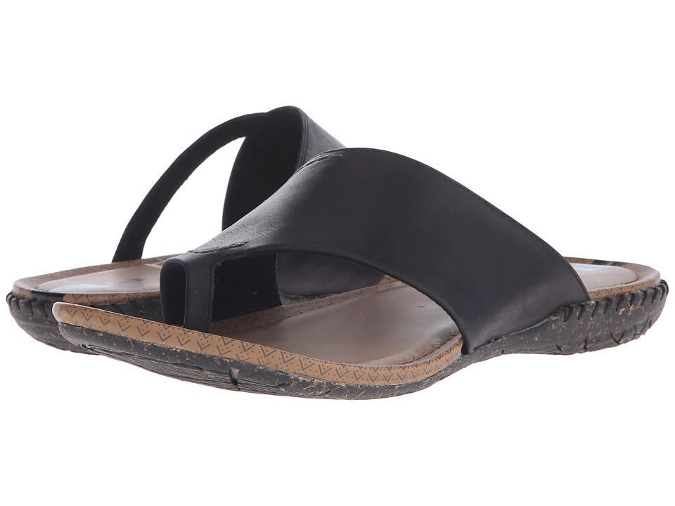 Merrell - Whisper Wrap (Black) Women's Shoes