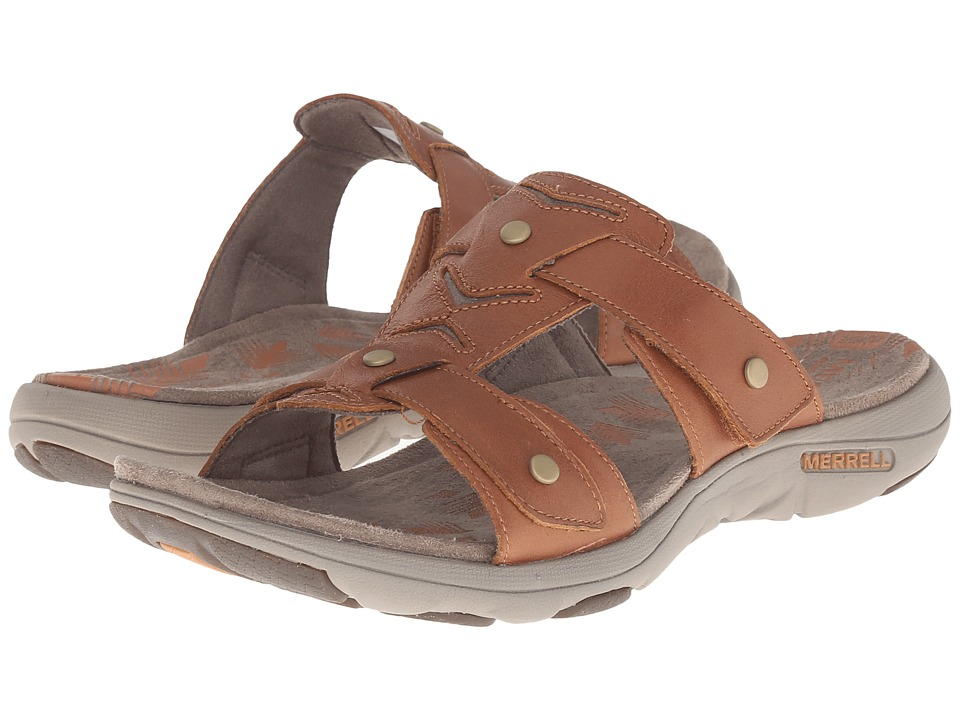 Merrell - Adhera Slide (Tan) Women