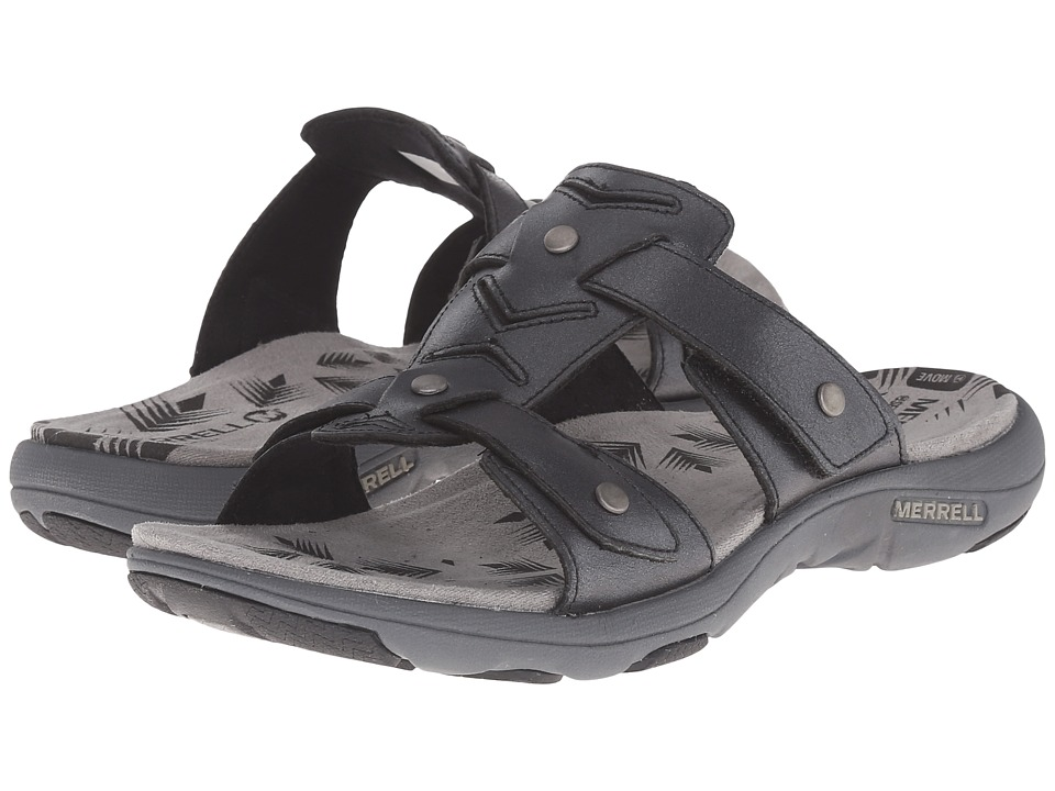 Merrell - Adhera Slide (Black) Women