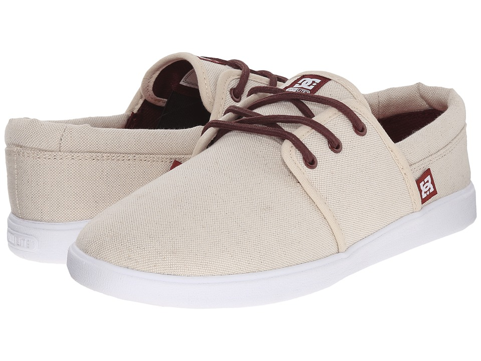 DC - Haven TX SE (Tan) Men's Skate Shoes