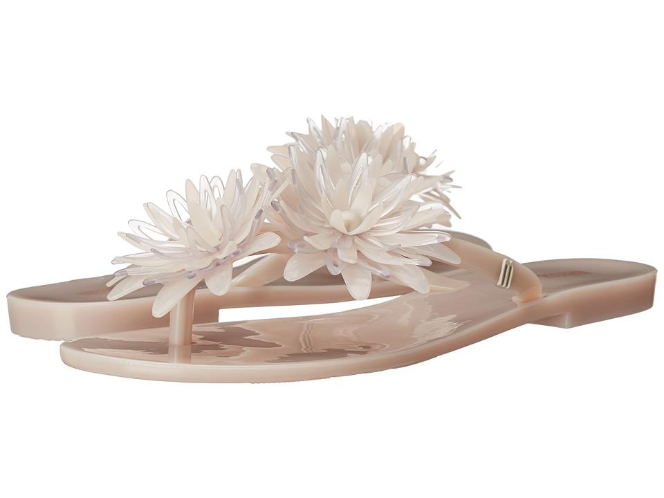 Melissa Shoes Harmonic Garden III (Beige) Women