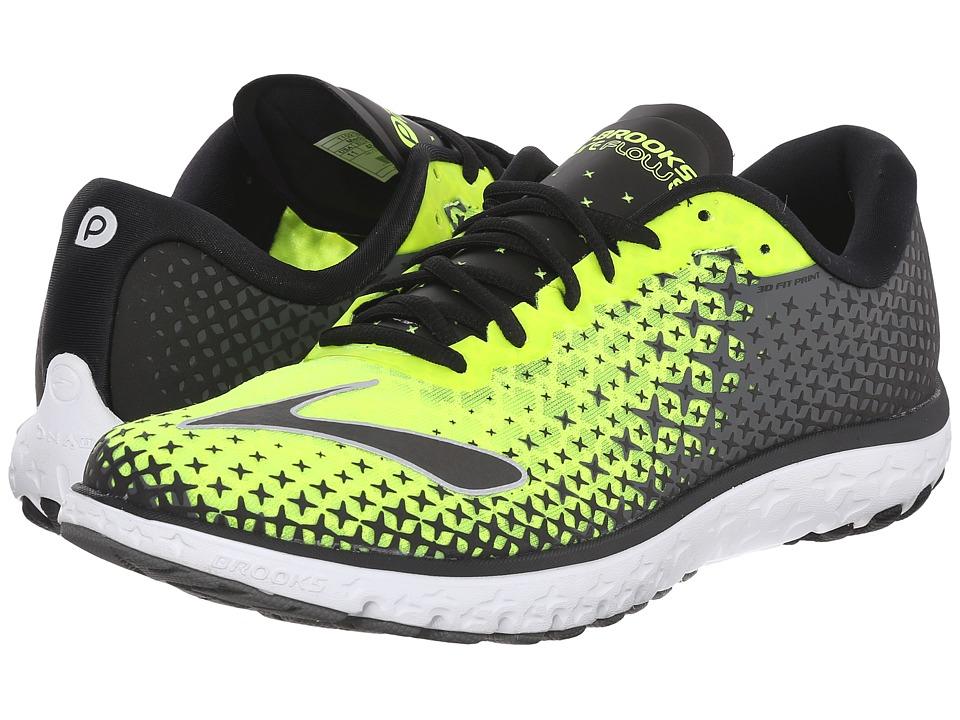 Brooks - PureFlow 5 (Nightlife/Castlerock/Black) Men's Running Shoes