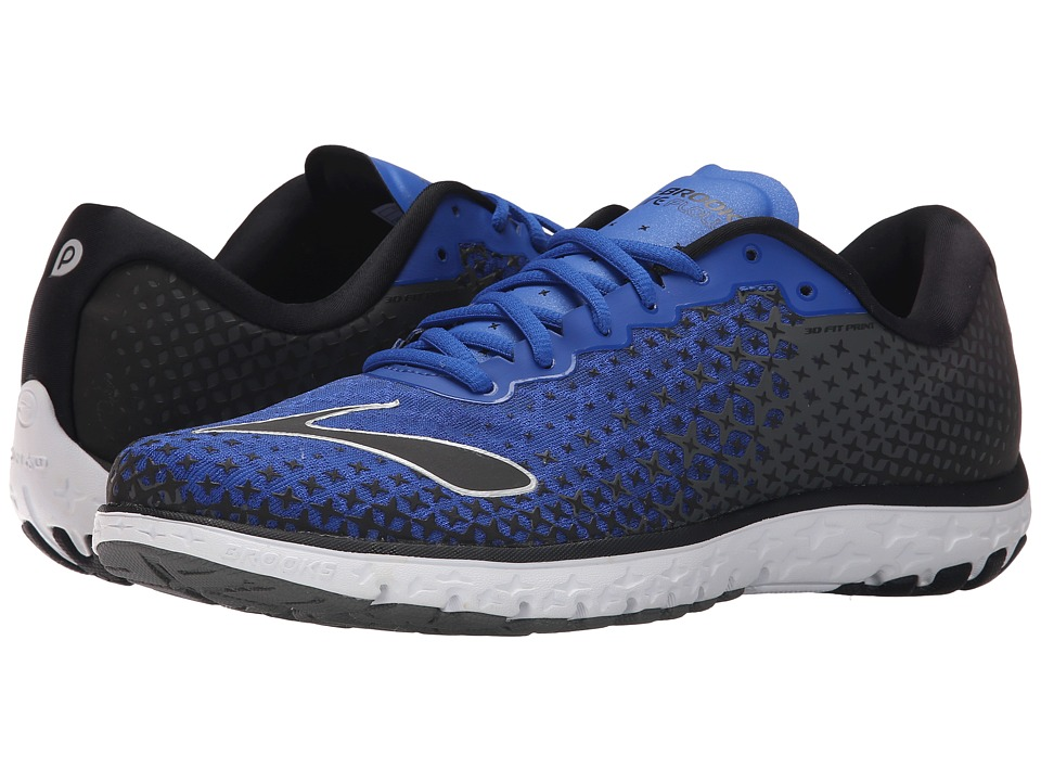 Brooks - PureFlow 5 (Electric Brooks Blue/Castlerock/Black) Men's Running Shoes