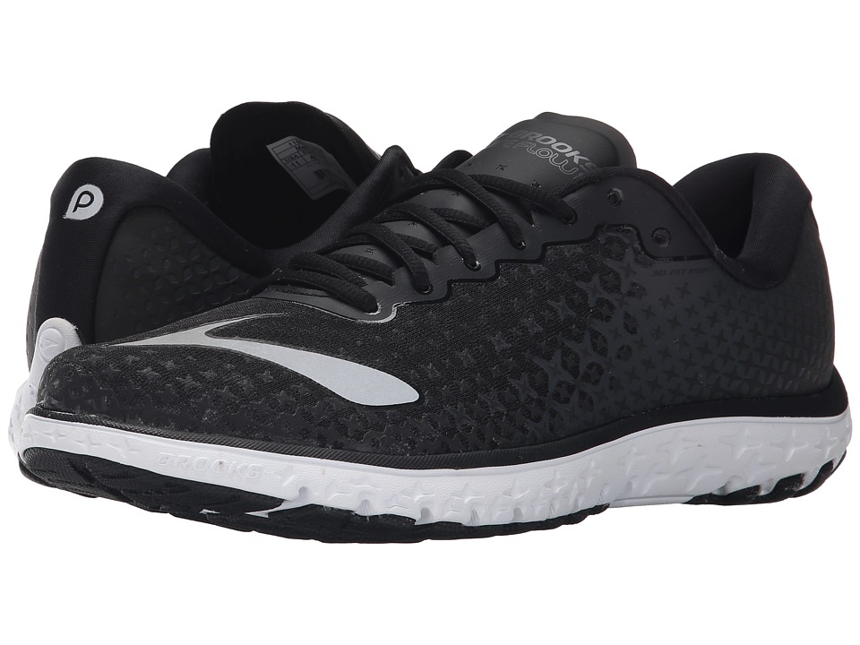 Brooks - PureFlow 5 (Black/Anthracite/White) Men's Running Shoes