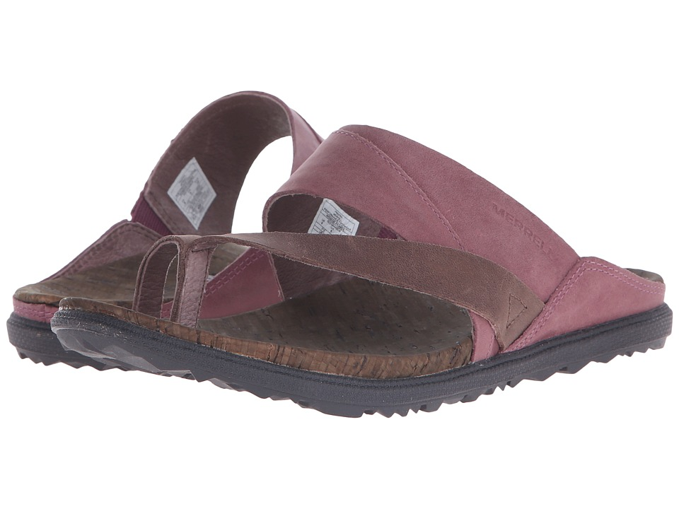 Merrell - Around Town Thong (Freesia) Women's Shoes
