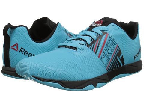 Reebok - Crossfit Sprint 2.0 (Neon Blue/Blue Pool/Black/Red Rush) Men