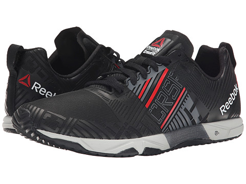 Reebok - Crossfit Sprint 2.0 (Black/Excellent Red/Graphite/Steel) Men's Shoes discount price 2016