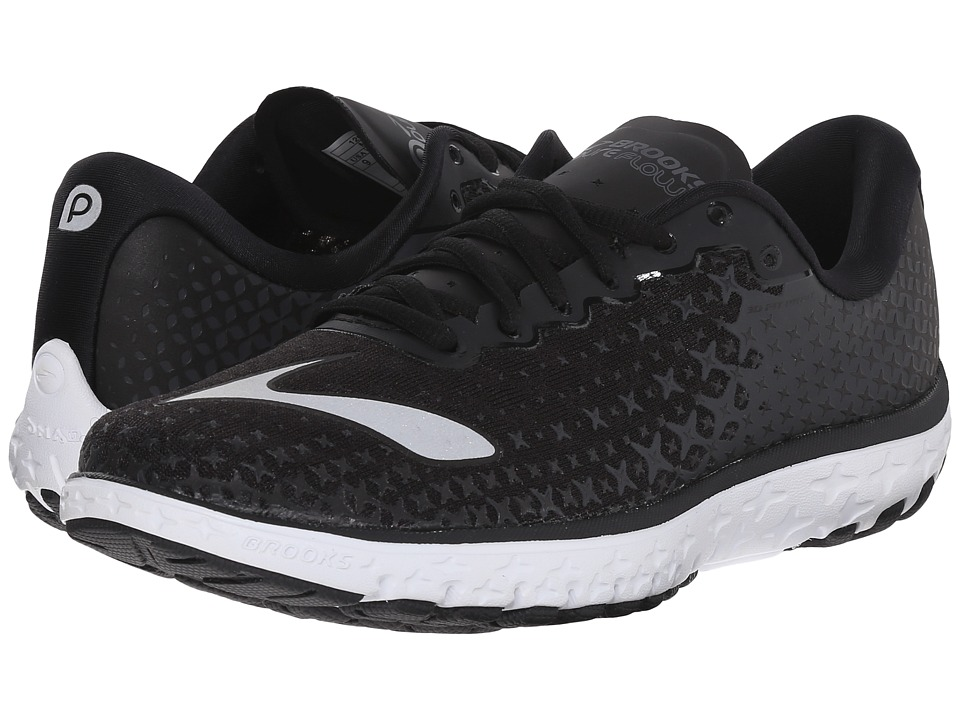 Brooks - PureFlow 5 (Black/Anthracite/White) Women's Running Shoes