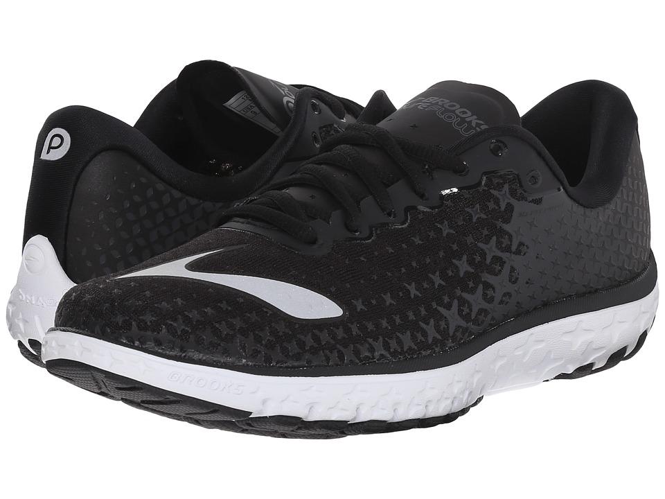 Brooks - PureFlow 5 (Black/Anthracite/White) Women's Running Shoes