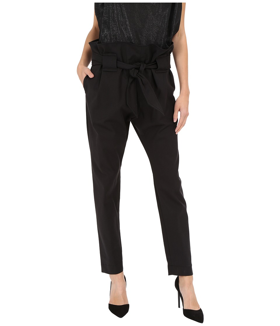 Vivienne Westwood - New Kung Fu Trousers (Black) Women's Casual Pants