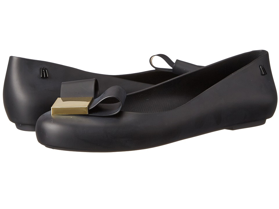 Melissa Shoes - Space Love (Black) Women's Flat Shoes