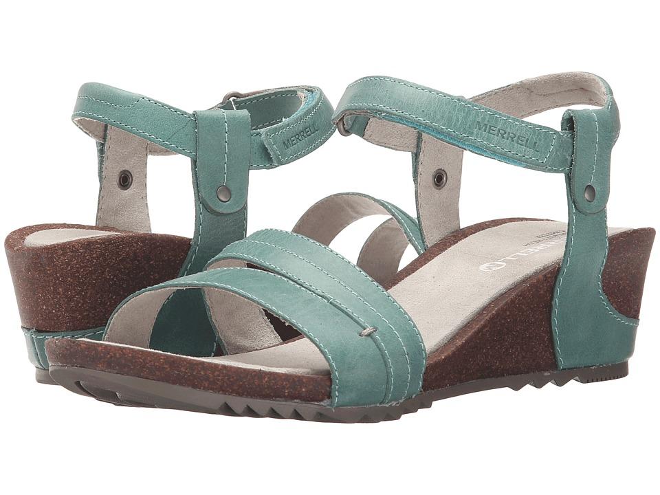 Merrell - Revalli Aura Strap (Jade) Women's Shoes