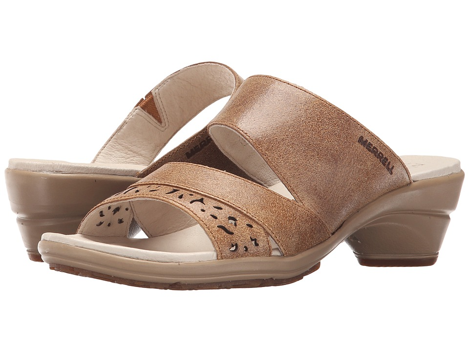 Merrell - Veranda Eve Slide (Oat Straw) Women's Shoes