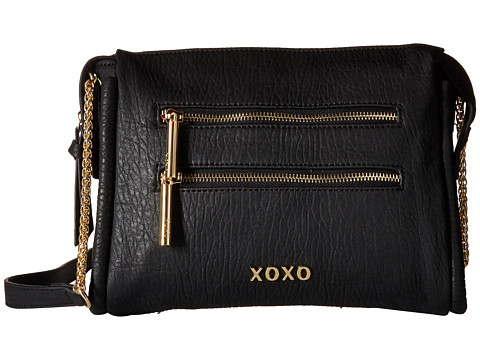 XOXO - Core Crossbody (Black) Cross Body Handbags