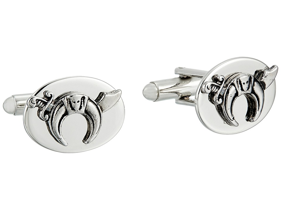 Stacy Adams - Shriner Cuff Links (Silver) Cuff Links