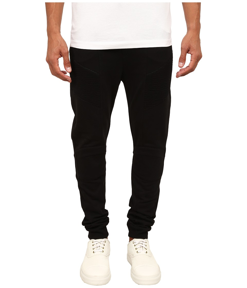 Pierre Balmain - Jogger Pants (Black) Men's Casual Pants