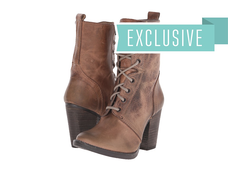 Steve Madden - Exclusive - Jupitirr (Stone Leather) Women's Boots